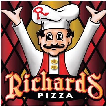 Richards Pizza $25 Gift Certificate