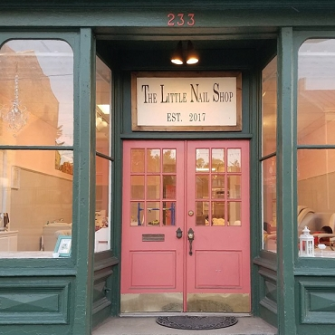Little Nail Shop $25 Gift Certificate